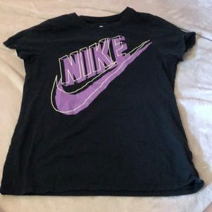 Child's size Nike top
